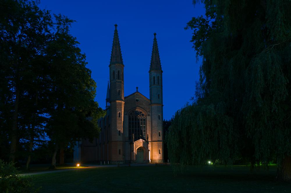 Schlosskirche zu Letzlingen