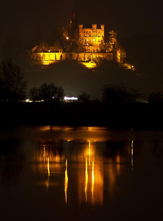 Schlossnacht...