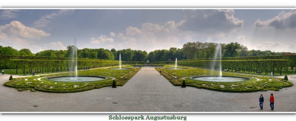 Schlosspark Augustusburg