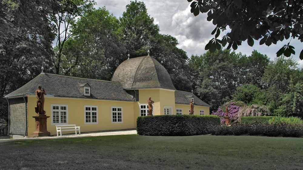 Schlosspark Bad Berleburg