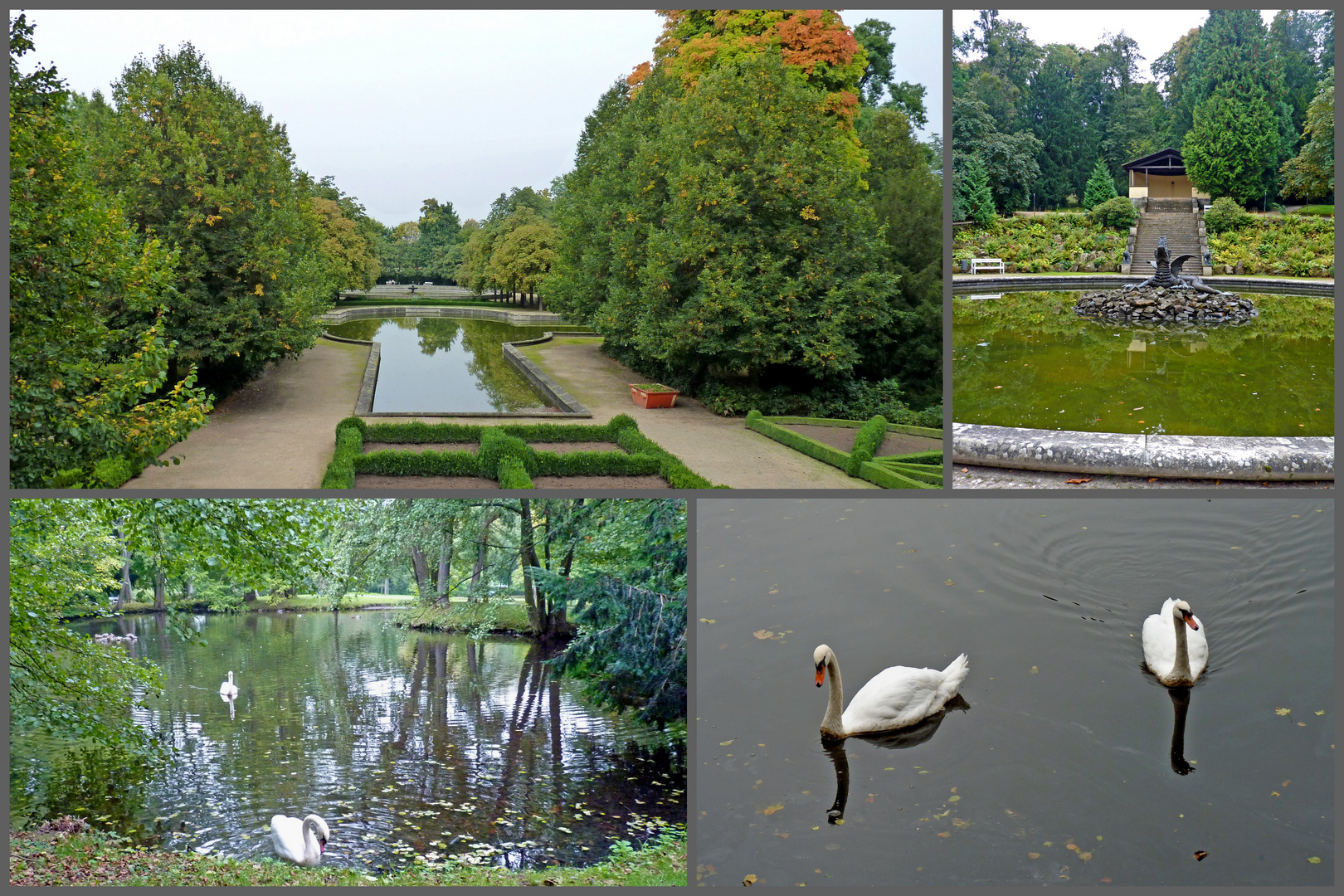 Schlosspark Ballenstedt