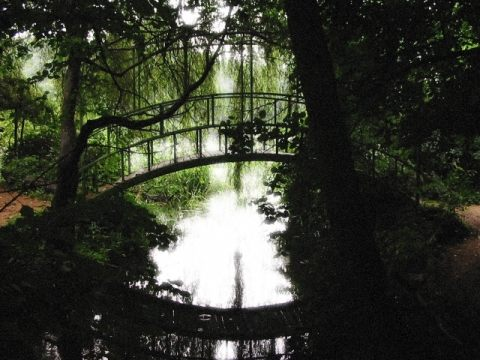Schloßpark Dennenlohe