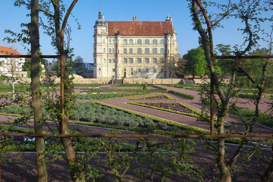 Schlosspark eröffnet