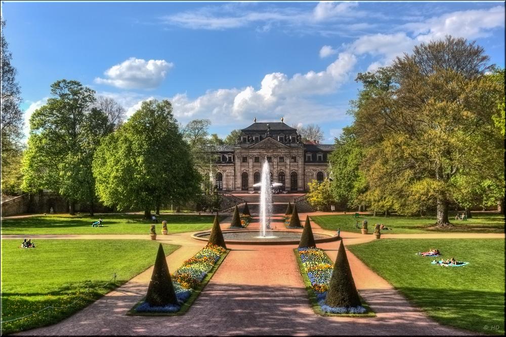 Schlosspark Fulda.......