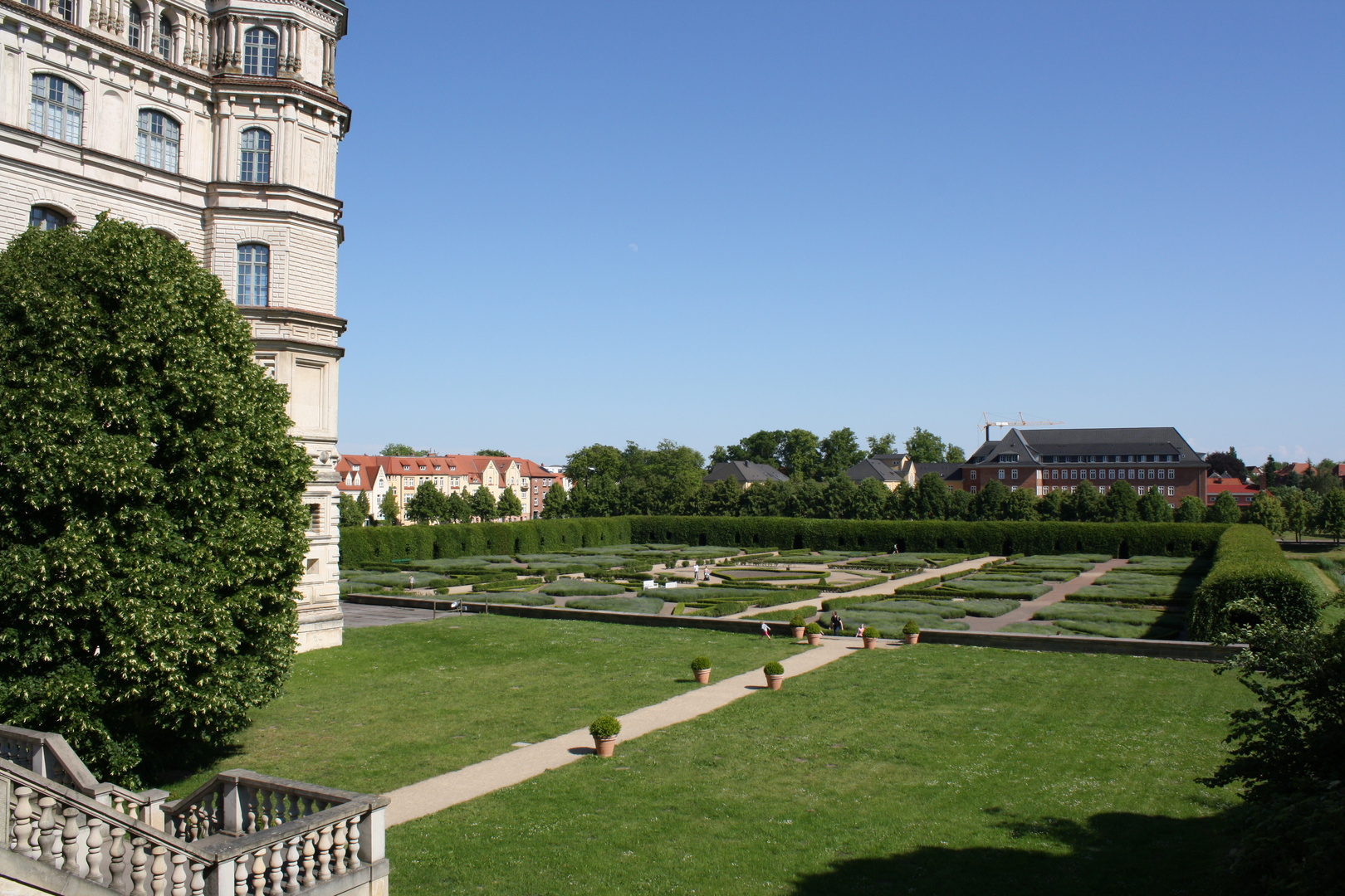 Schlosspark Güstrow