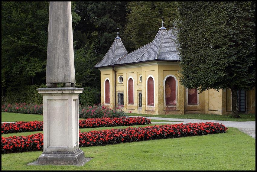 Schloßpark Hellbrunn