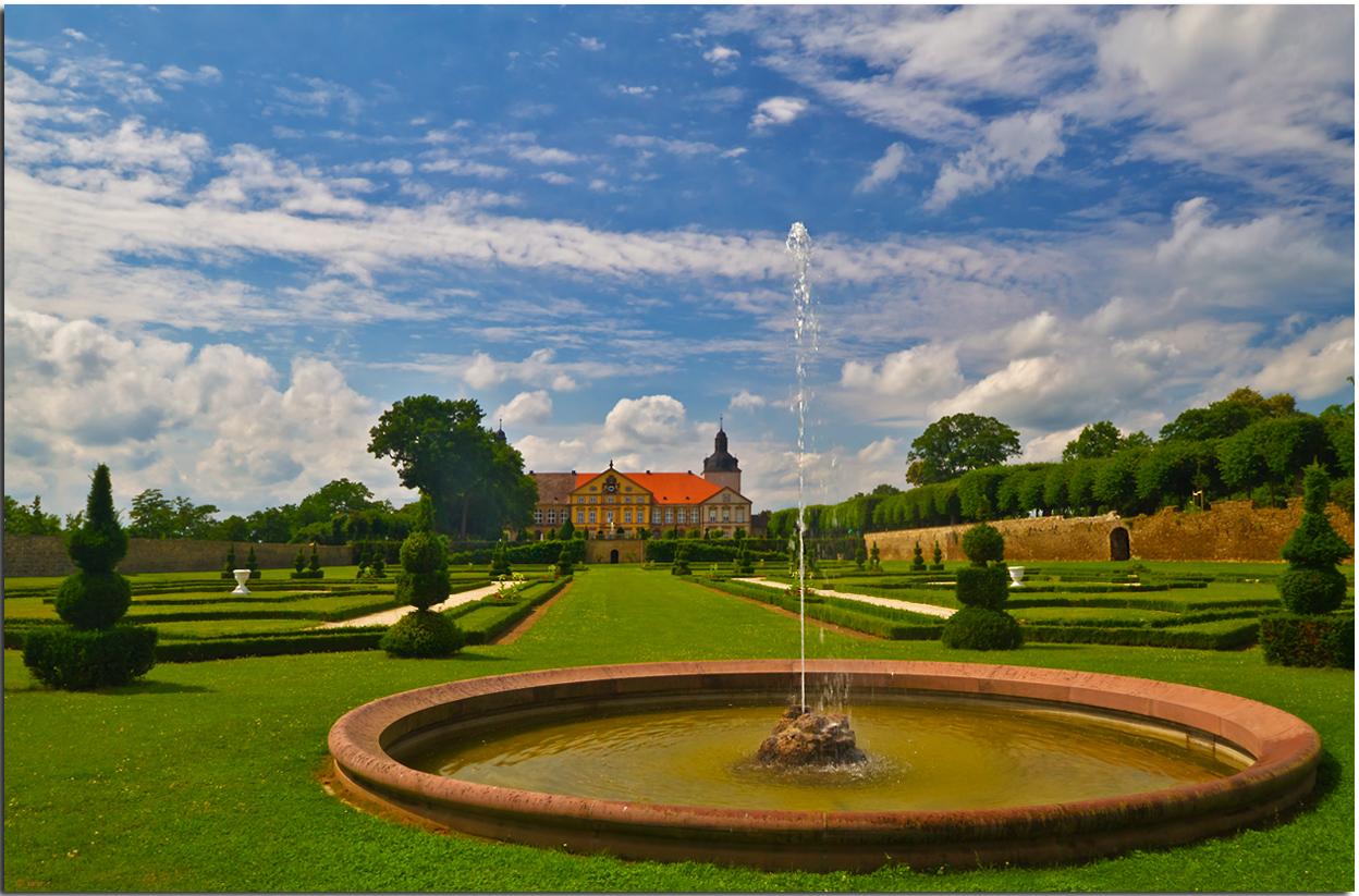 Schlosspark Hundisburg