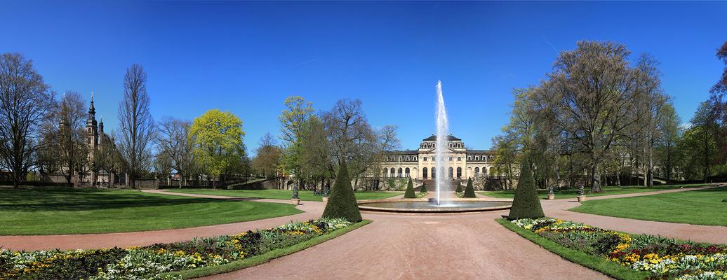 Schlosspark in Fulda