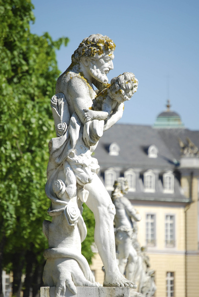Schloßpark Karlsruhe