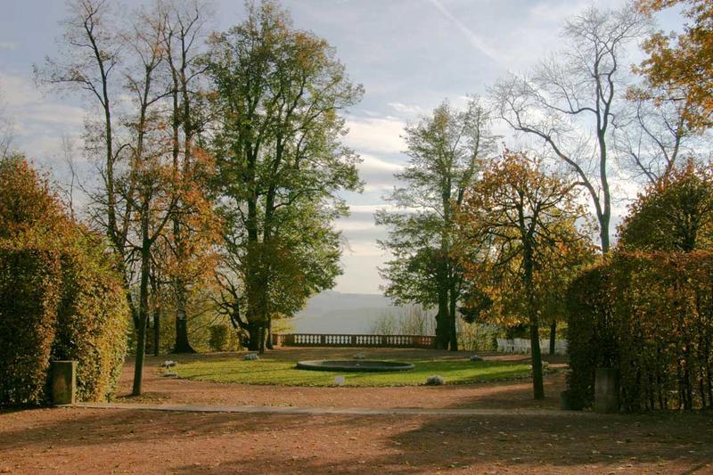 Schloßpark Lichtenwalde