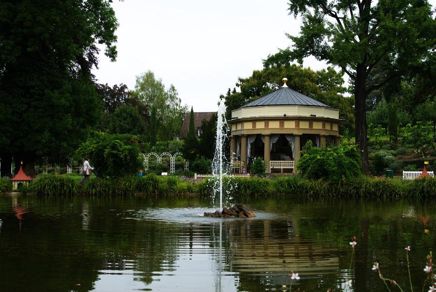 Schlosspark Ludwigsburg I
