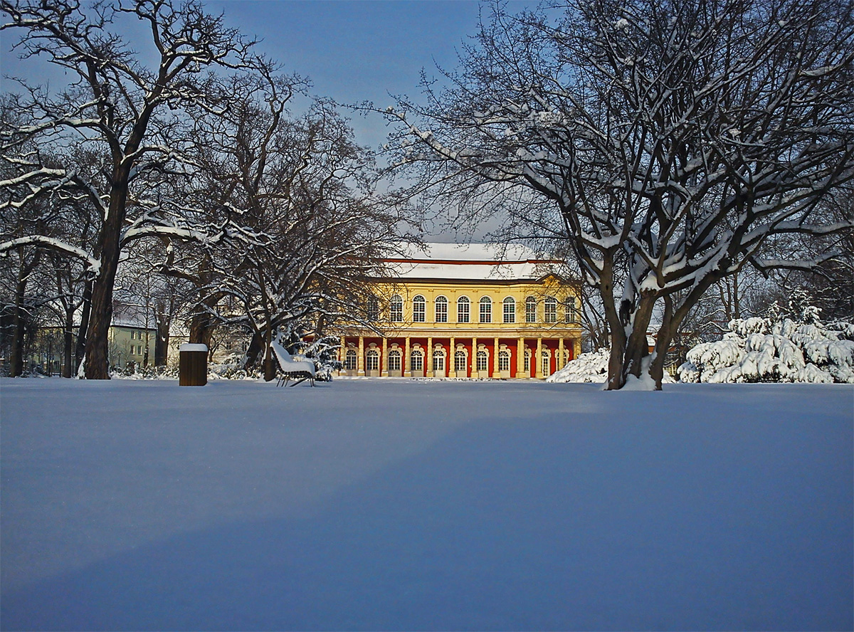 Schloßpark Merseburg