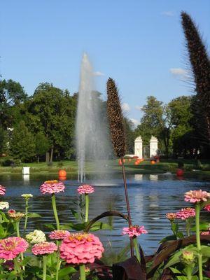 Schlosspark Oranineburg
