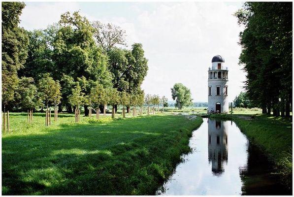 Schlosspark Remplin, Observatorium