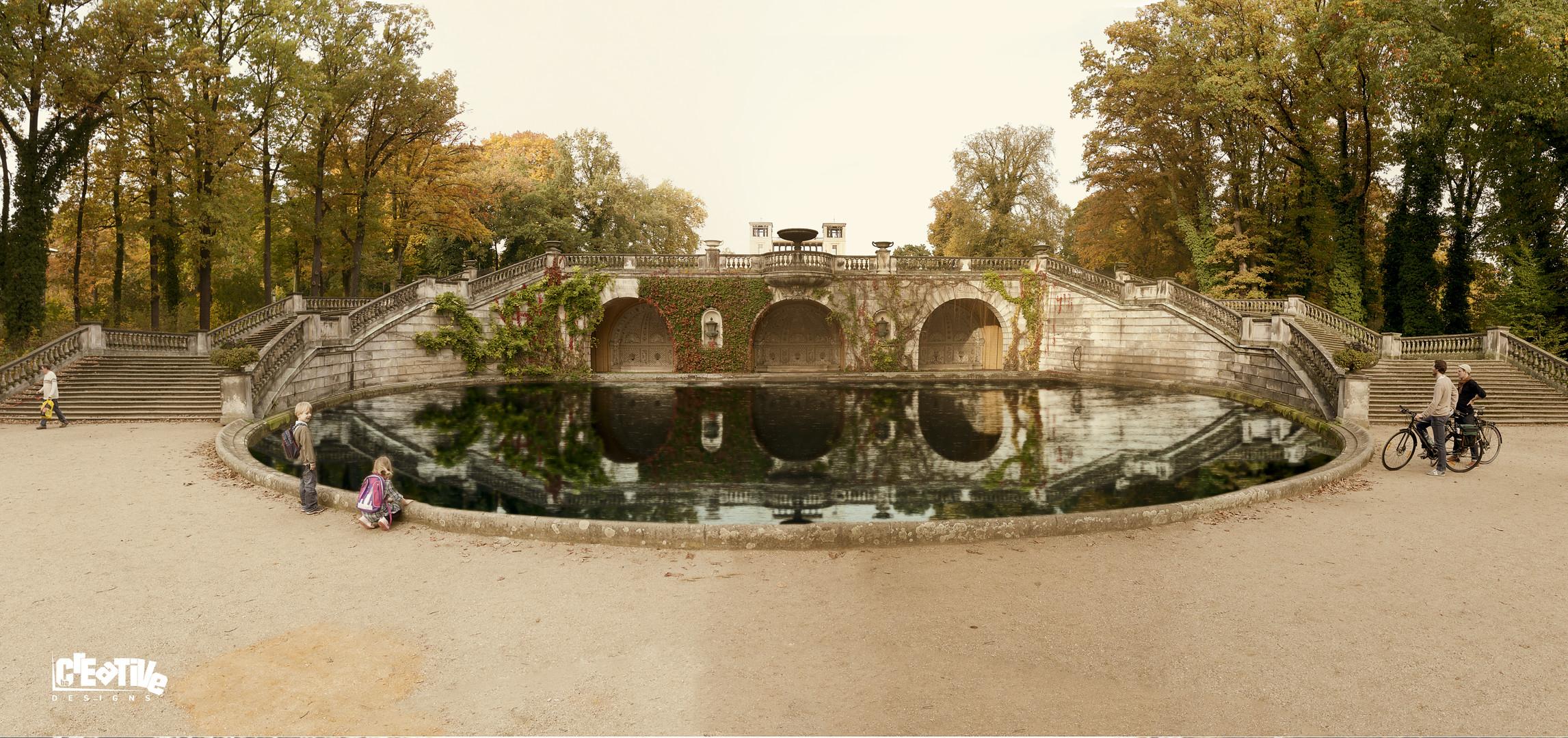 Schloßpark Sans Soucis