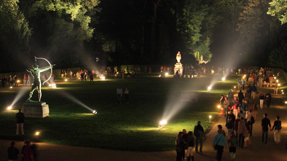 Schlosspark Sanssouci