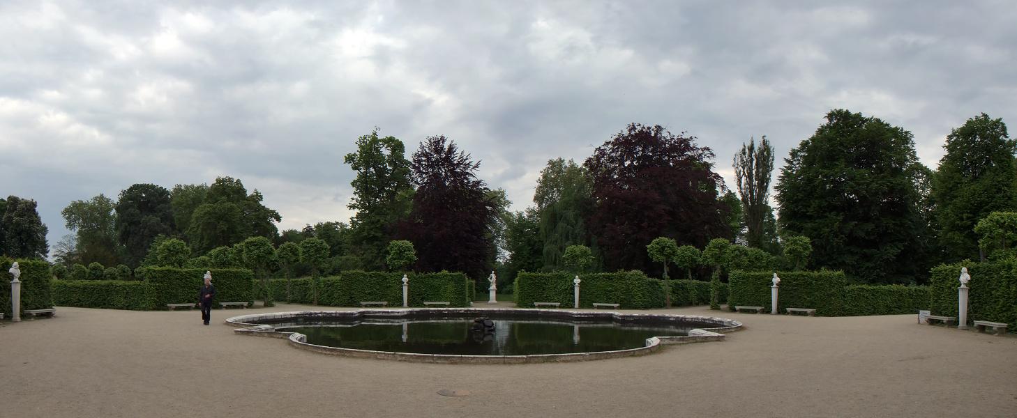 Schlosspark Sanssouci Potsdam