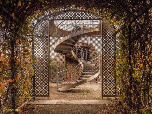 Schlosspark Schoenbrunn - Garten Prinz Eugen