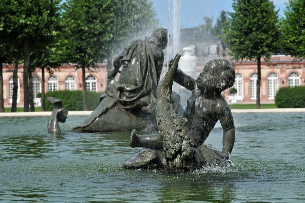 Schlosspark Schwetzingen #14