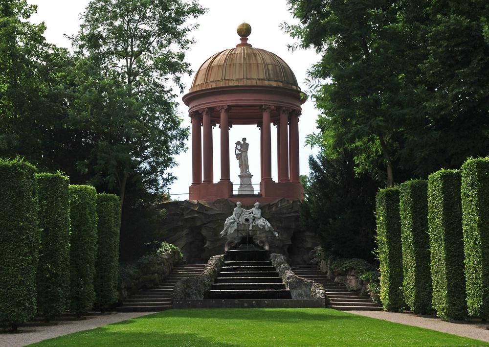 Schlosspark Schwetzingen #16