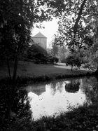 Schlosspark Telsch - CZ - Schattenspiele