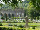 Schlosspark von Schloss Weikersheim