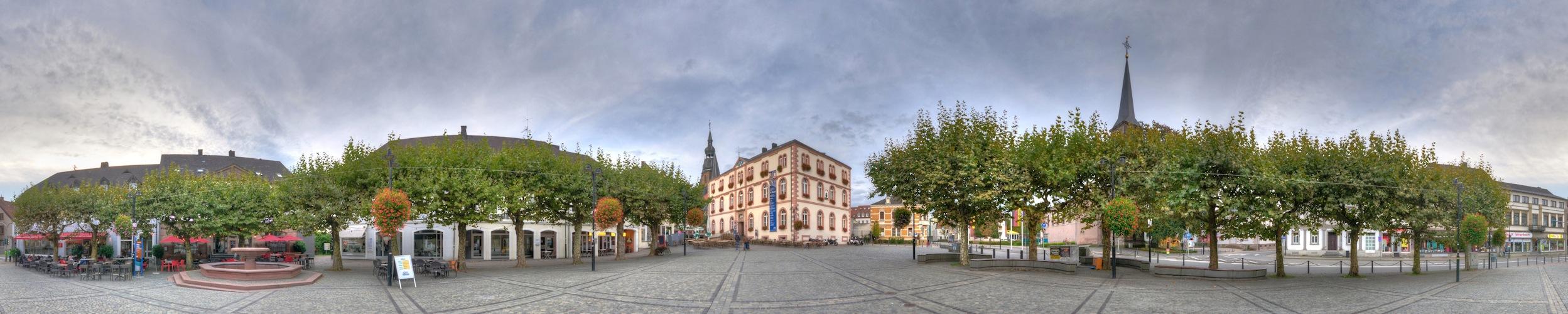 Schlossplatz 360°