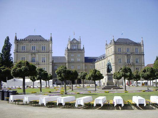 Schlossplatzparty in Coburg