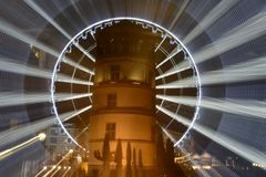 Schloßturm mit Wheel of Vision