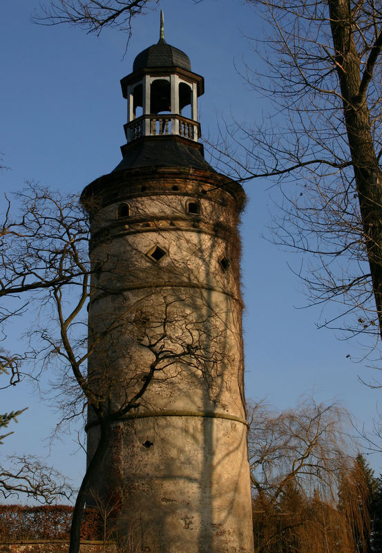 Schloßturm Oppurg