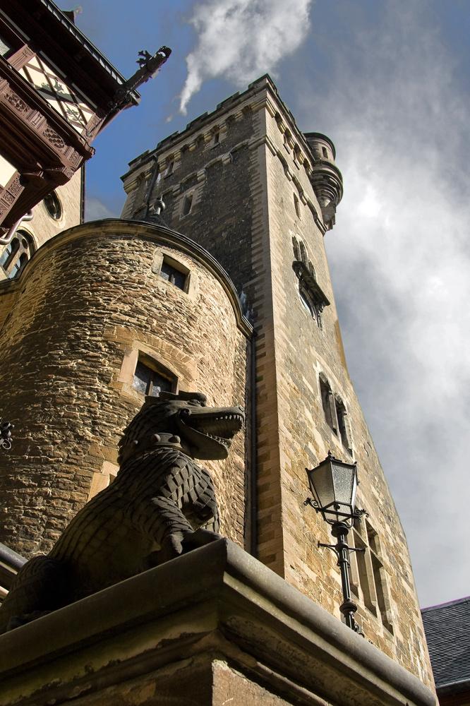 Schloßturm Wernigerode