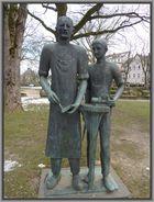 """""""Schlotschmed Denkmal"""" in Velbert"""