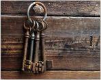Schlüssel - aber...