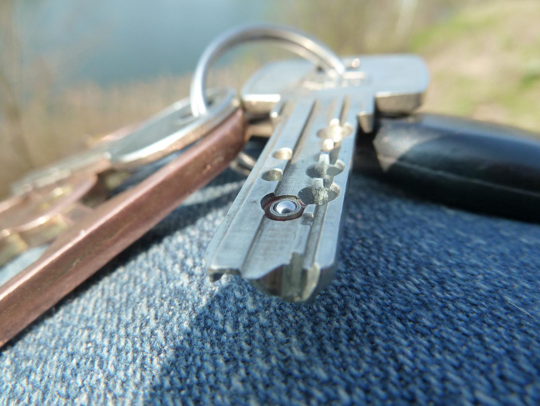 schlüssel im makro