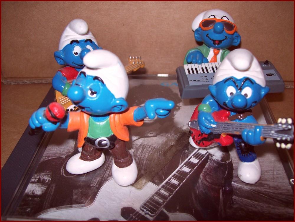 SCHLUMPF-Band-2008