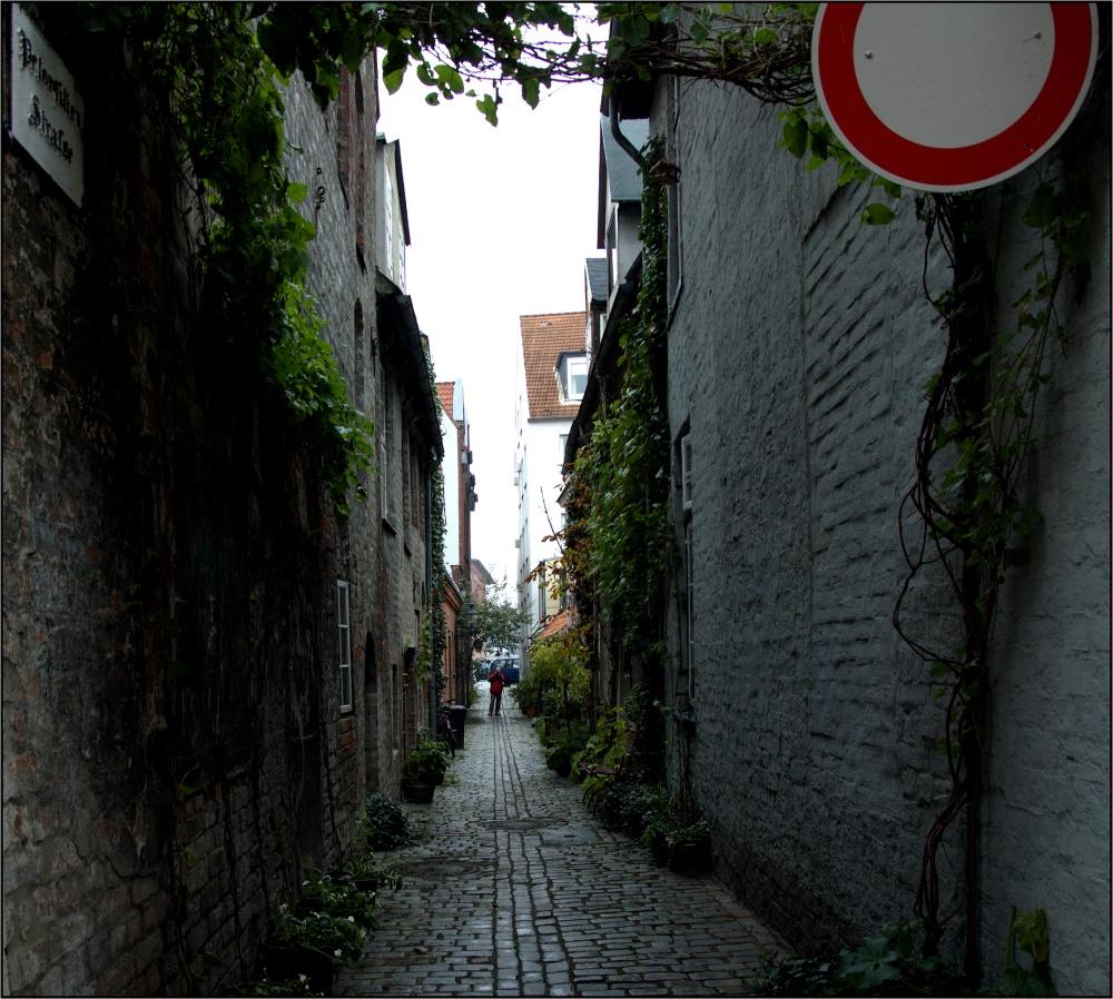 Schmale Straßen