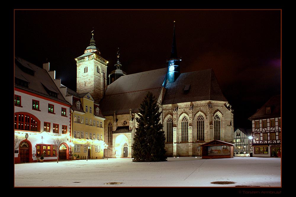 Schmalkalden - Altmarkt