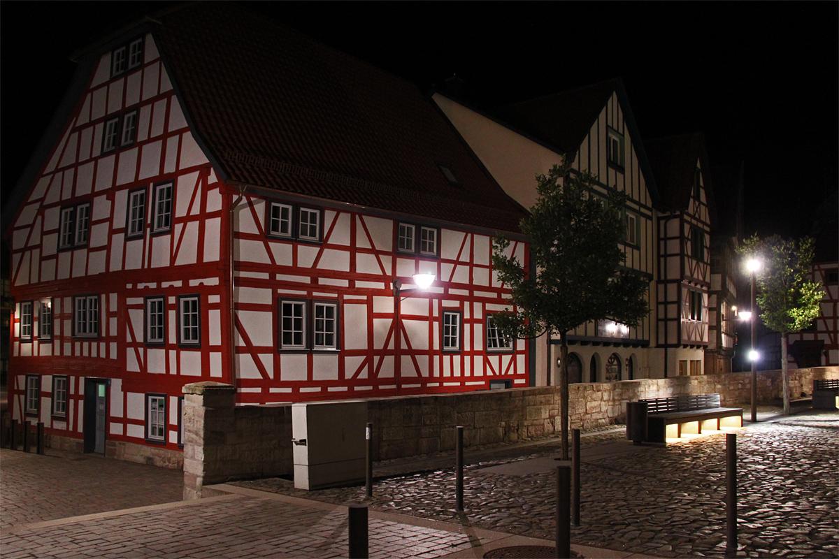 Schmalkalden Kirchhof