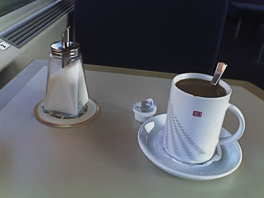 schmeckt sowas auch nach Kaffee?