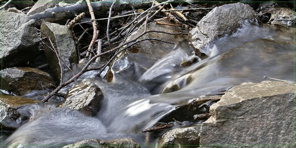 Schmelzwasser