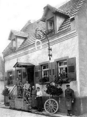 Schmiede Restauration