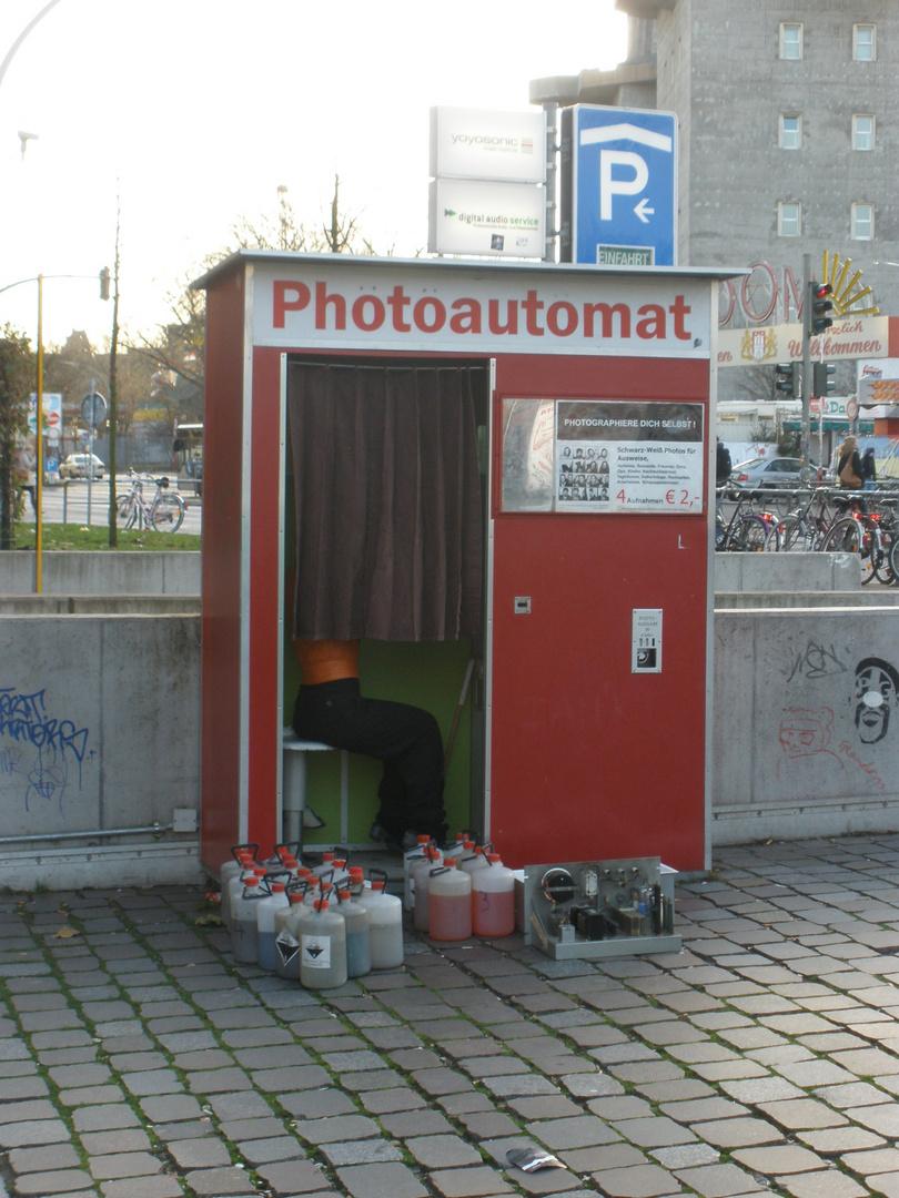 Schminken in Hamburg...