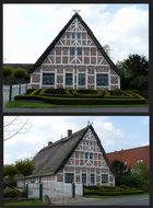 Schmuckes Haus im Alten Land