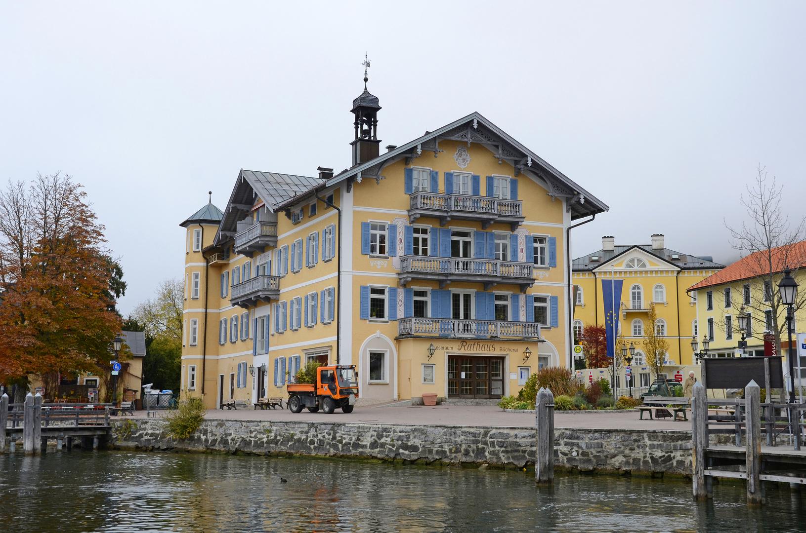 Schmuckes Rathaus