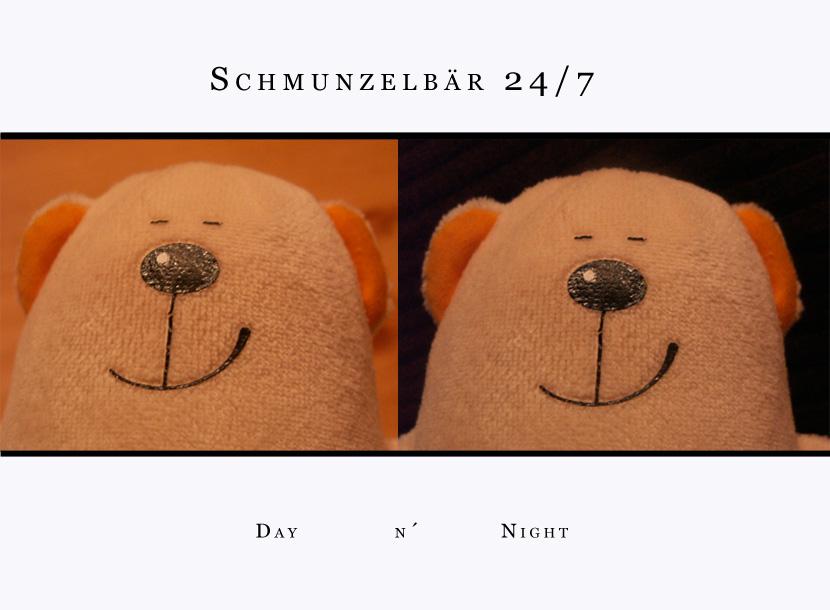 Schmunzelbär 24/7