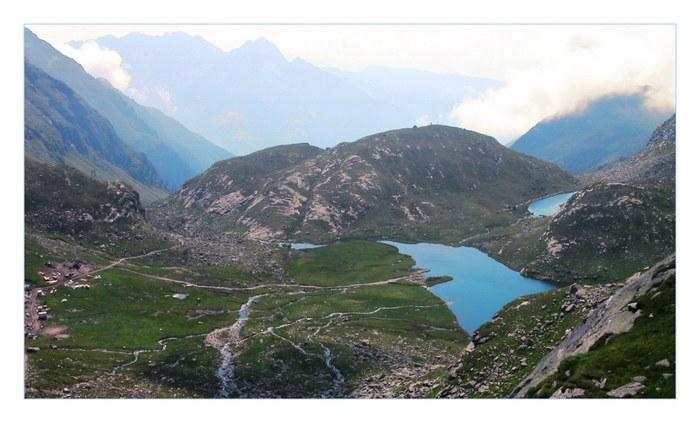 Schnalstal in Südtirol 2003