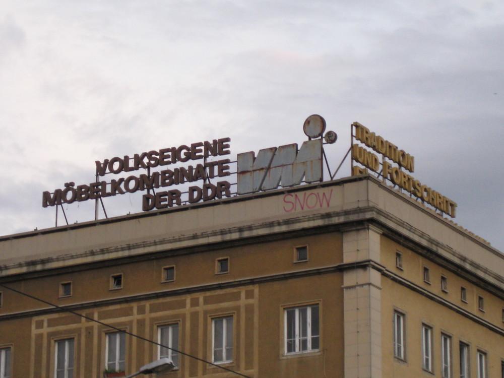 Schnappschuss beim Stadtspaziergang, Leipzig 2008