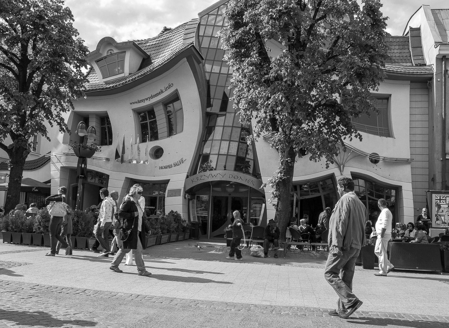 Schnappschuss für Architektur-Interessierte