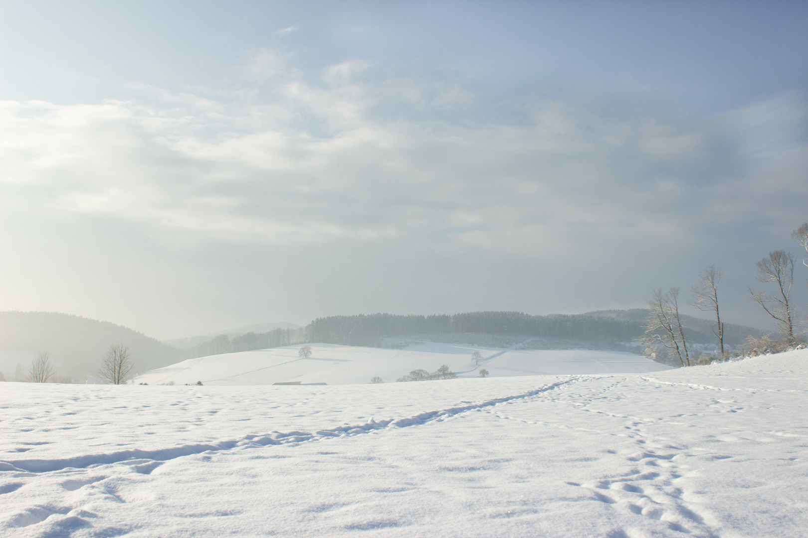 Schneе...