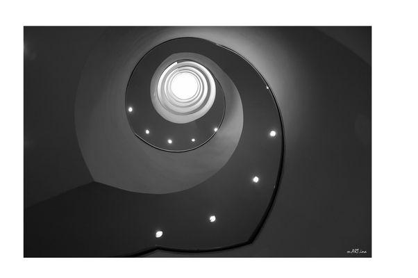 Schnecken-Architektur -2-